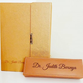 Personalised Journal and an...